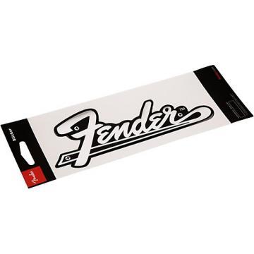 Fender Amplifier Logo 3D Sticker