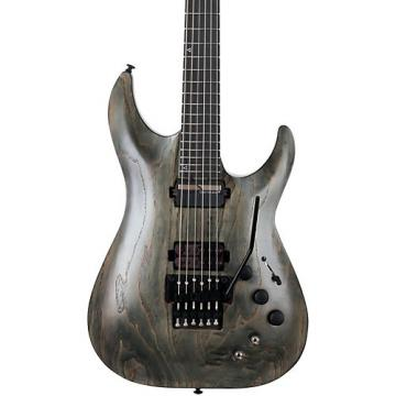 Schecter Guitar Research C-1 FR-S Apocalypse Solid Body Electric Guitar Charcoal Gray