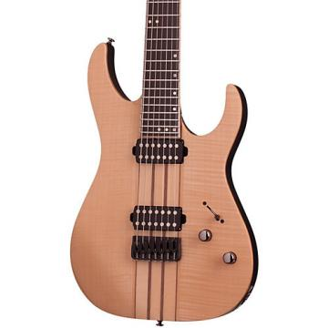 Schecter Guitar Research Banshee Elite-7 Seven-String Electric Guitar Gloss Natural