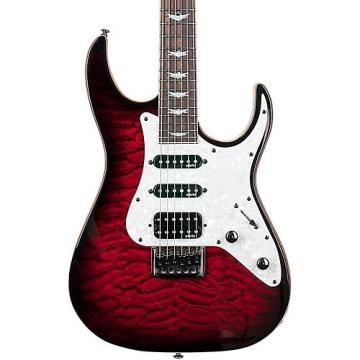 Schecter Guitar Research Banshee-6 Extreme Solid Body Electric Guitar Black Cherry Burst