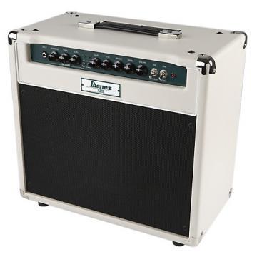 Ibanez TSA30 Tube Screamer 30W 1x12 Tube Guitar Combo Amp Cream
