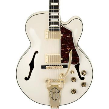 Ibanez Artcore Series AF75TDGIV Hollowbody Electric Guitar Ivory