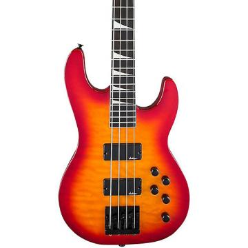 Jackson JS3Q Concert Electric Bass Guitar Cherry Burst