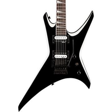 Jackson JS32 Warrior Electric Guitar Black with White Bevel