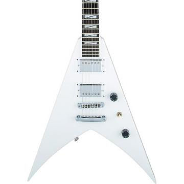 Jackson Pro Series King V KVT Electric Guitar Snow White