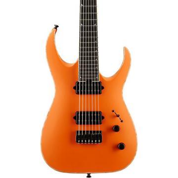 Jackson Misha Mansoor Juggernaut HT7 7-String Electric Guitar Lambo Orange