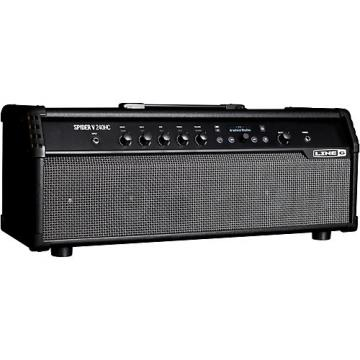 Line 6 Spider V 240HC 240W Head with Built-In Speakers Black
