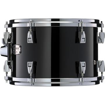 "Yamaha Absolute Hybrid Maple Hanging 10"" x 7"" Tom 10 x 7 in. Solid Black"