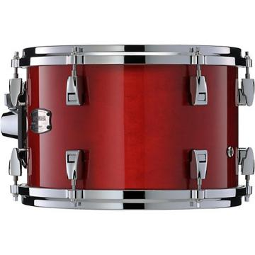 "Yamaha Absolute Hybrid Maple Hanging 13"" x 9"" Tom 13 x 9 in. Red Autumn"