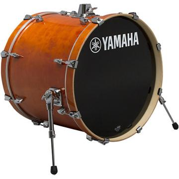 Yamaha Stage Custom Birch Bass Drum 22 x 17 in. Honey Amber