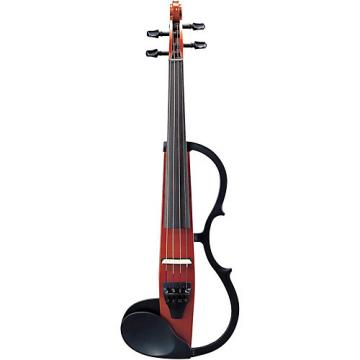 Yamaha SV-130S Concert Select Silent Violin Outfit Brown Outfit