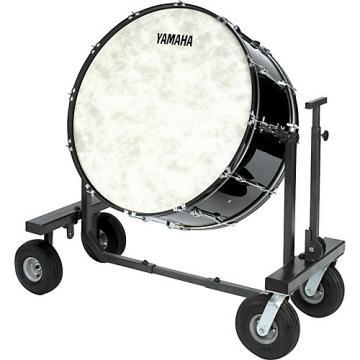 Yamaha Tough Terrain stand for bass drum Black