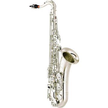 Yamaha YTS-480 Intermediate Bb Tenor Saxophone Tenor Saxophone Silver