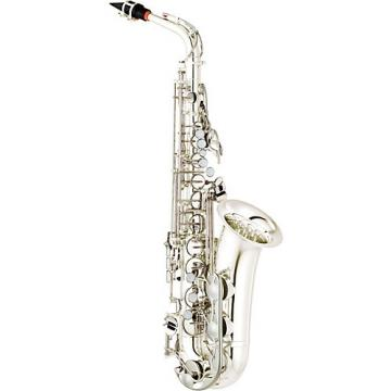 Yamaha YAS-26 Standard Alto Saxophone Silver