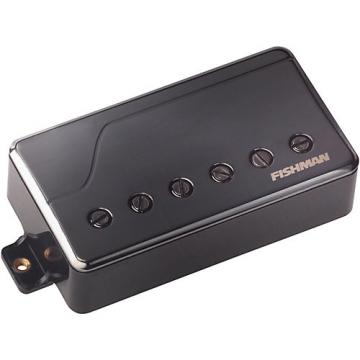 Fishman Fluence Classic Humbucker Bridge Guitar Pickup Black Nickel