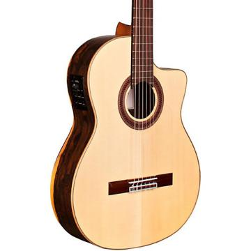 Cordoba GK Studio Limited Flamenco Nylon Acoustic-Electric Guitar Natural