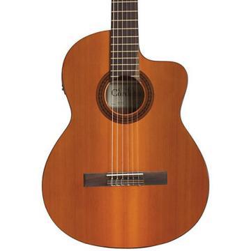 Cordoba C5-CE Classical Cutaway Acoustic-Electric Guitar Natural