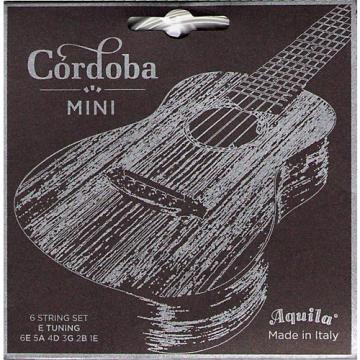 Cordoba 05280 E-Tuning Mini Ball-End Nylon Acoustic Guitar Strings