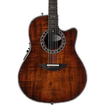 Ovation C2079AXP-KOAB  Custom Legend Contour Acoustic-Electric Guitar Koa Burst