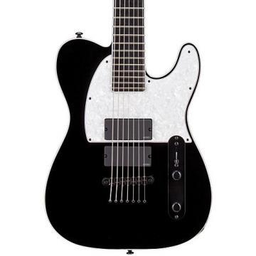 ESP LTD SCT-607B Stephen Carpenter Signature 7-String Electric Guitar Black