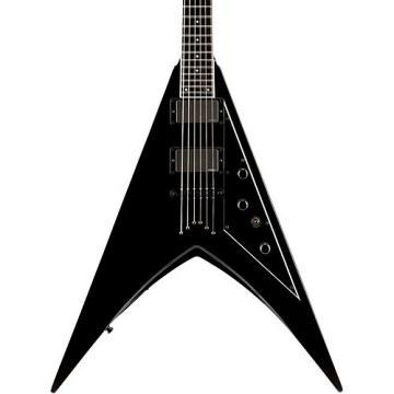 ESP E-II V-STD Electric Guitar Black