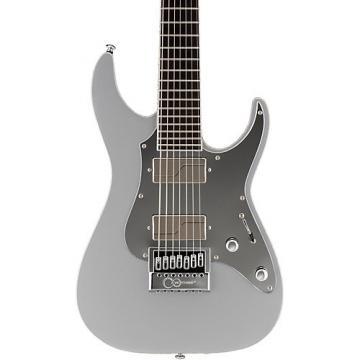 ESP LTD Ken Susi KS-M-7 Evertune 7-String Electric Guitar Metallic Silver