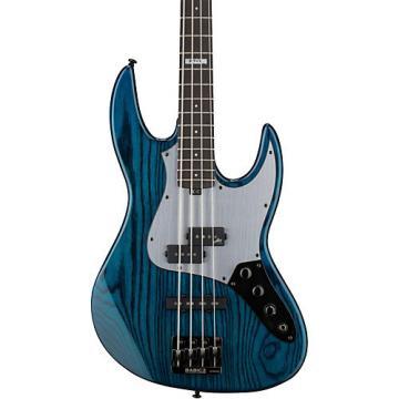 ESP LTD Pancho Tomaselli Electric Bass Black Aqua