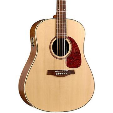 Seagull Maritime SWS Semi-Gloss QI Acoustic-Electric Guitar Natural