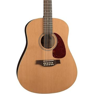 Seagull Coastline Series S12 Dreadnought 12-String Acoustic Guitar Natural