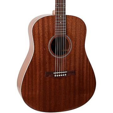 Seagull S6 Mahogany Deluxe Acoustic-Electric Guitar Semi-Gloss Natural
