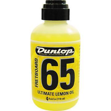 Dunlop Fretboard 65 Ultimate Lemon Oil