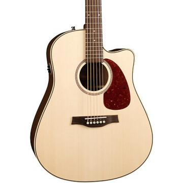 Seagull 33454 Maritime Dreadnought Acoustic-Electric Guitar