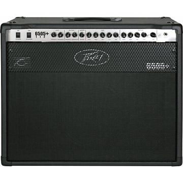 "Peavey 6505+ 112 60W 1x12"" Tube Combo Guitar Amp Black"