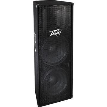 """Peavey PV 215 Dual 15"""" 2-Way Speaker Cabinet"""