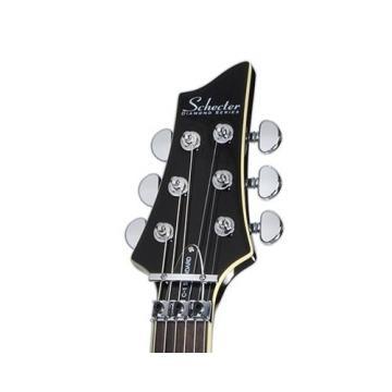 Schecter C-1 FR Standard Electric Guitar - Black