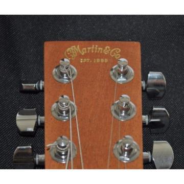 C.F. MARTIN BACKPACKER ACOUSTIC STEEL STRING GUITAR SER.#197.923 W/CARRY CASE