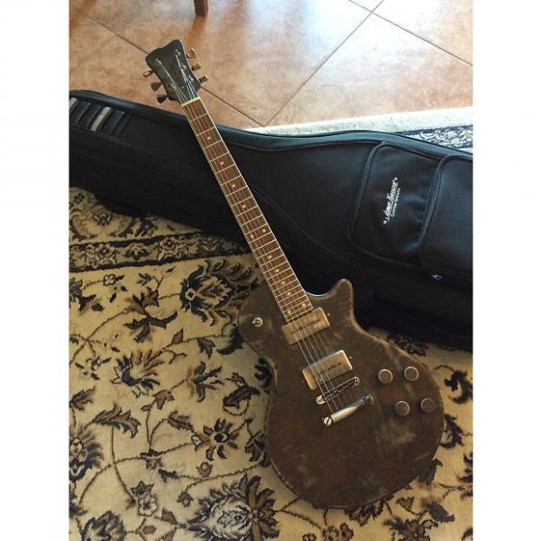 Custom James Trussart Steel Deville Rust O Matic - Nice! #1 image