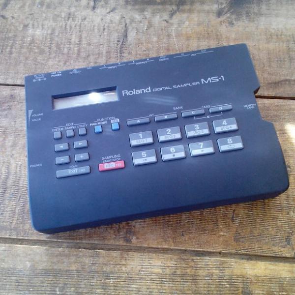 Custom Roland MS-1 Phrase Sampler #1 image