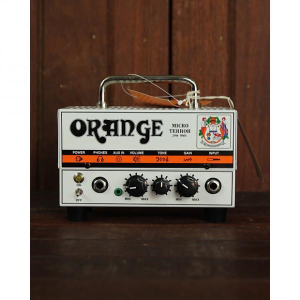 Custom Orange Micro Terror MT20 20W Hybrid Guitar Amp Head #1 image