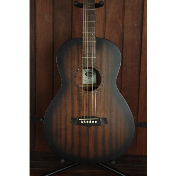 Custom Tanglewood Crossroads Vintage Series Parlour Acoustic Guitar TWCRP #1 image