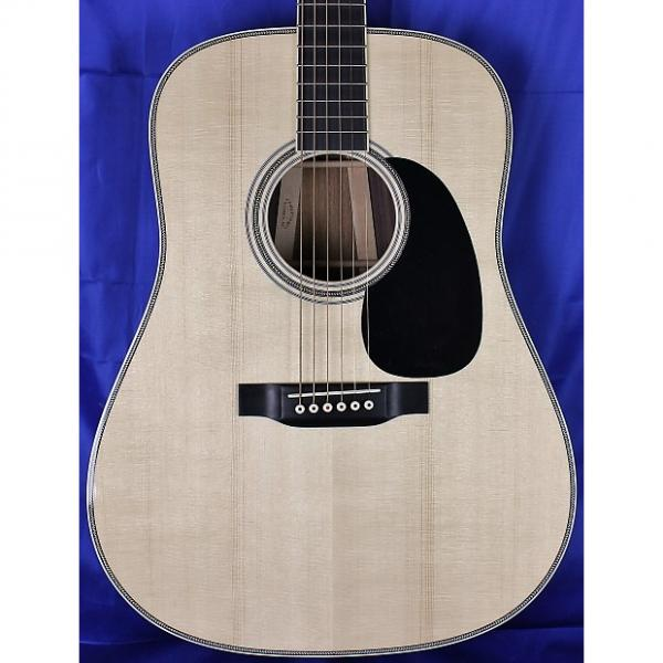 Custom Martin Custom Shop USA Seth Avett D-35 D35 Acoustic Electric Guitar w/OHSC Natural #1 image