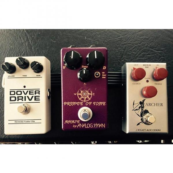 Custom Analogman Prince Of Tone pedal #1 image