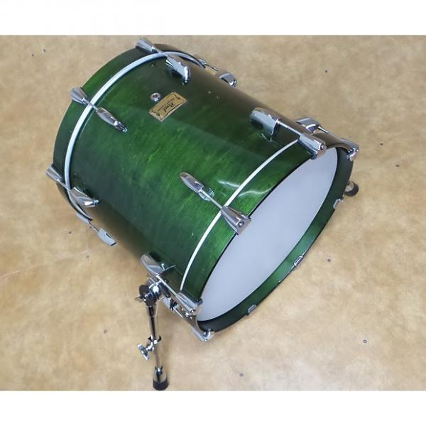 Custom Pearl  16x18 Masters Custom Bass Drum Emerald Mist #1 image