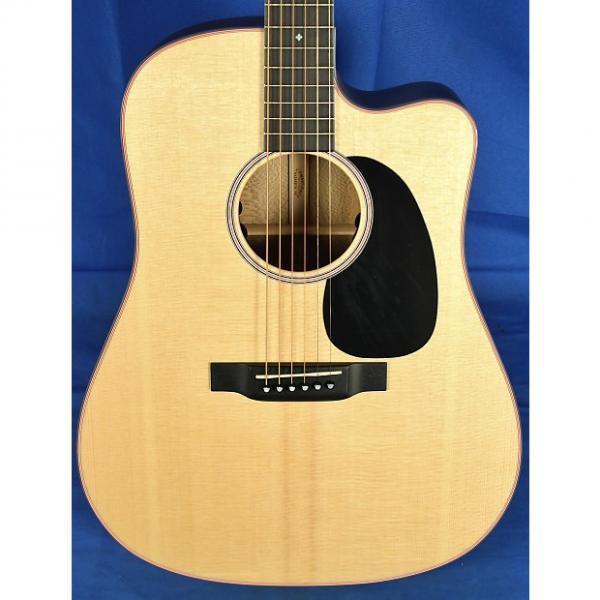 Custom Martin DC-16E DC-16 Acoustic Electric Guitar w/ OHSC Satin w/ Gloss Top #1 image