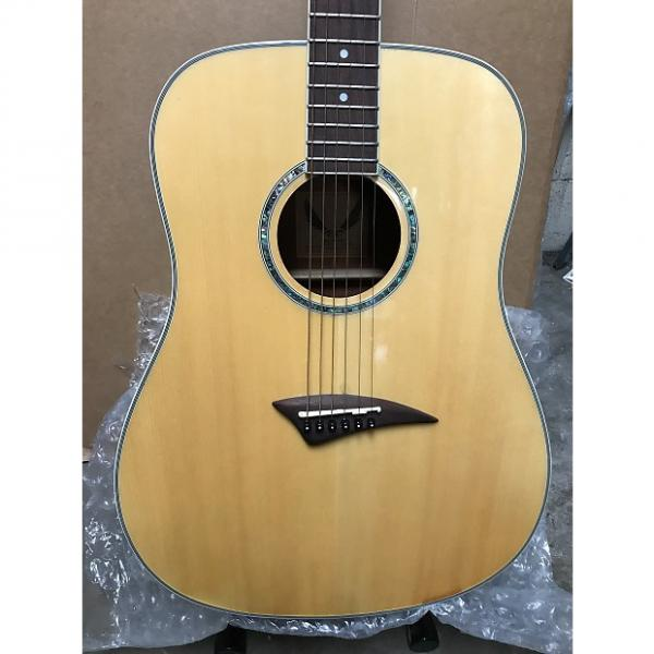 Custom Dean Tradition One GN Natural #1 image