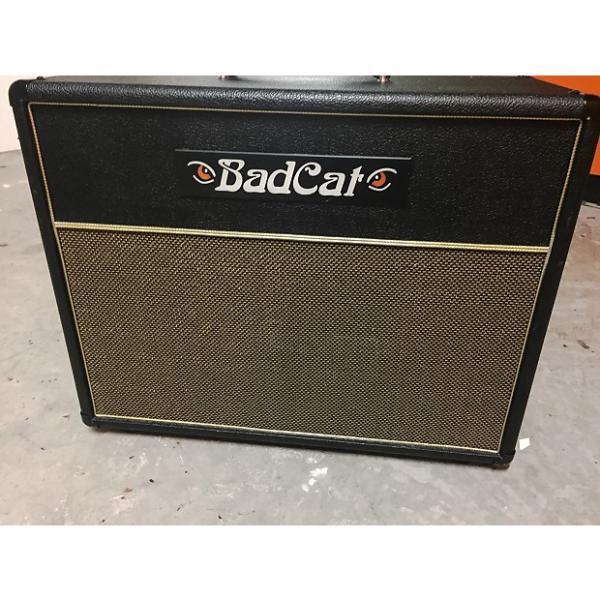 Custom Bad Cat Black Cat 30R Head and Cab 2012 Black & Gold #1 image