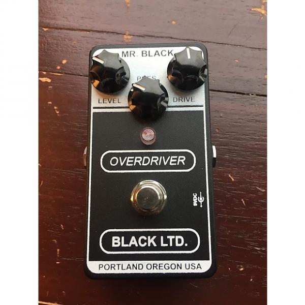 Custom Mr. Black Overdriver black #1 image