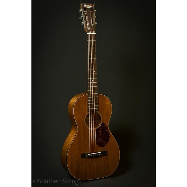 Custom Preston Thompson Size 2 Parlor Guitar #1 image