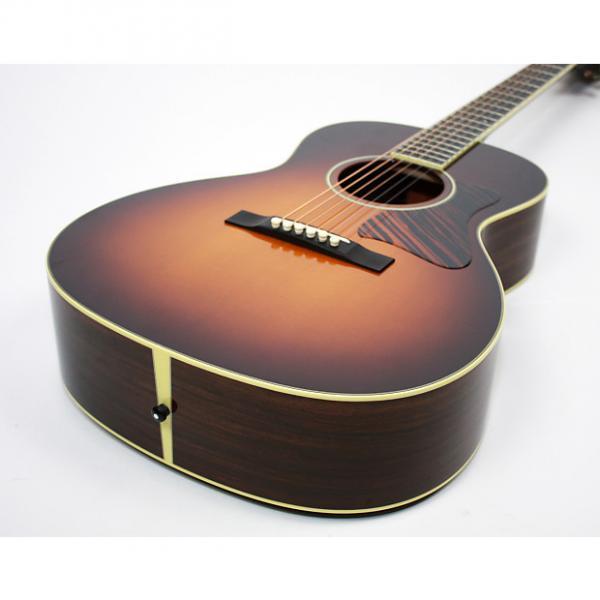 Custom Collings C-10 Deluxe 2012 Sunburst Indian Rosewood w/OHSC #1 image