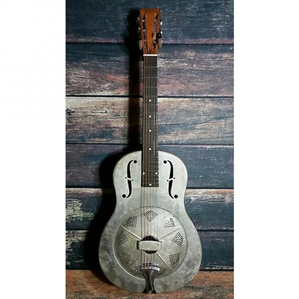 Custom 1931 National Duolian Frosted Duco REFIN by Rik Besser #1 image